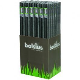 96 stuks Bolsius wasdoekfakkels